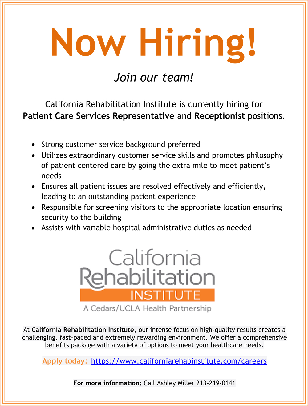 Artists for Trauma | Work Opportunity With One Of Our Great Partners